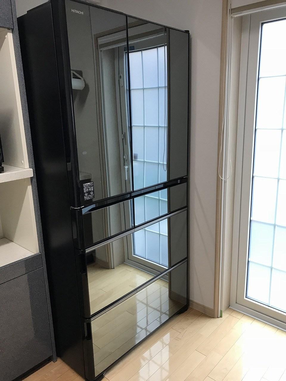 Tủ lạnh Hitachi R-WX74K dung tích 735 lít