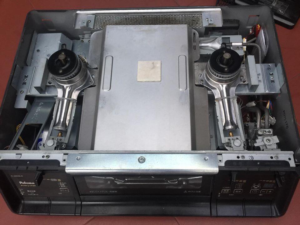 BẾP GAS NHẬT BÃI Paloma IC-365WA-R
