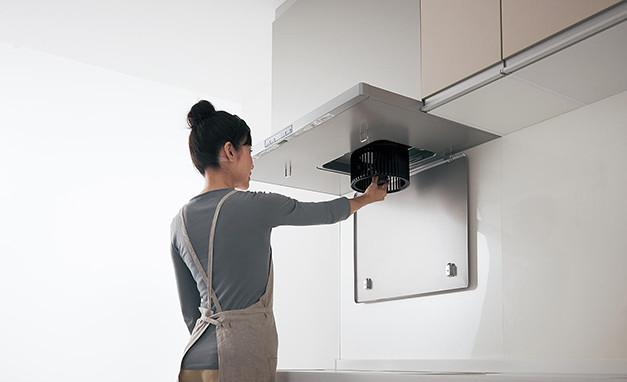 Máy hút mùi bếp Panasonic FY-6HGC4