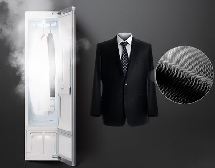 Máy giặt hấp sấy LG Styler S3WER