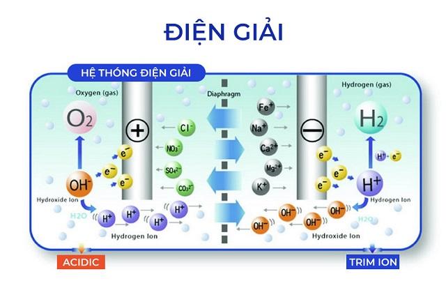 Máy lọc nước Hydro Trim Ion Hyper
