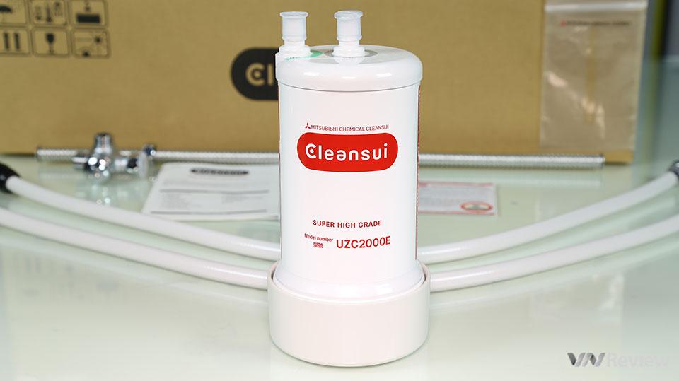 máy lọc nước Mitsubishi Cleansui A101E/EU101: