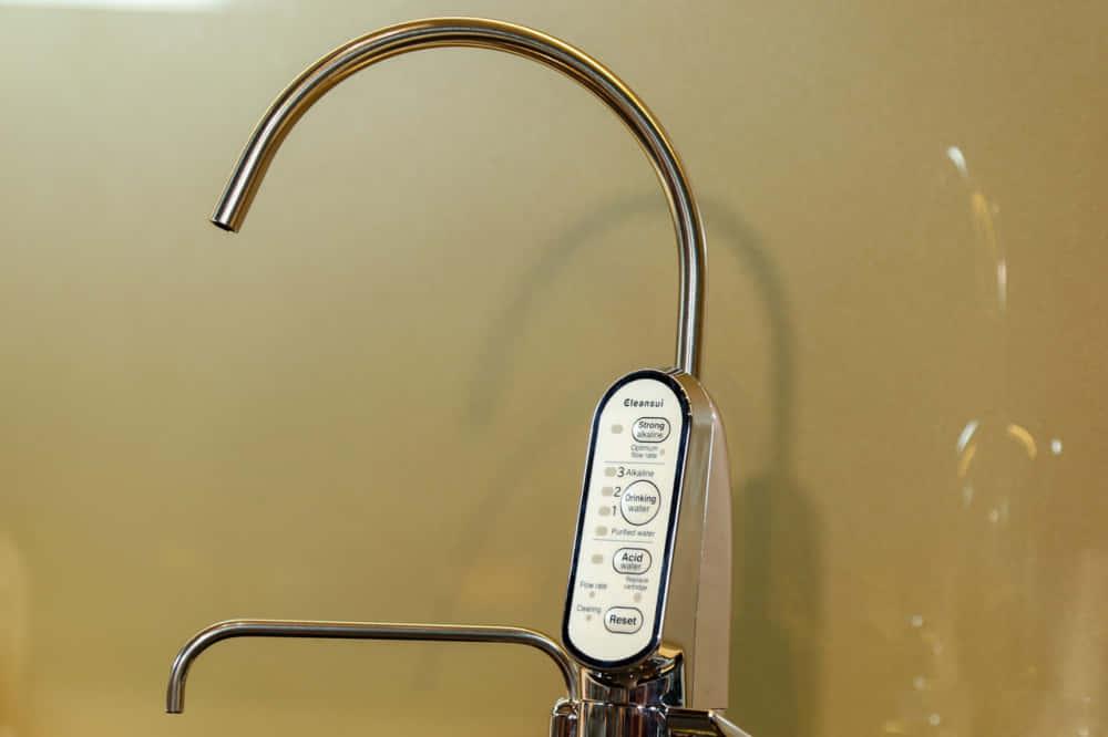 máy lọc nước Mitsubishi Cleansui Alkaline AL700