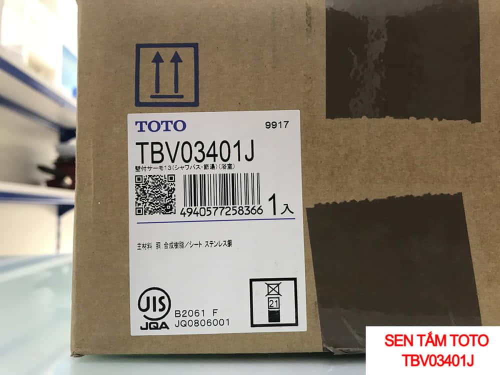 Sen tắm TOTO TBV03401J