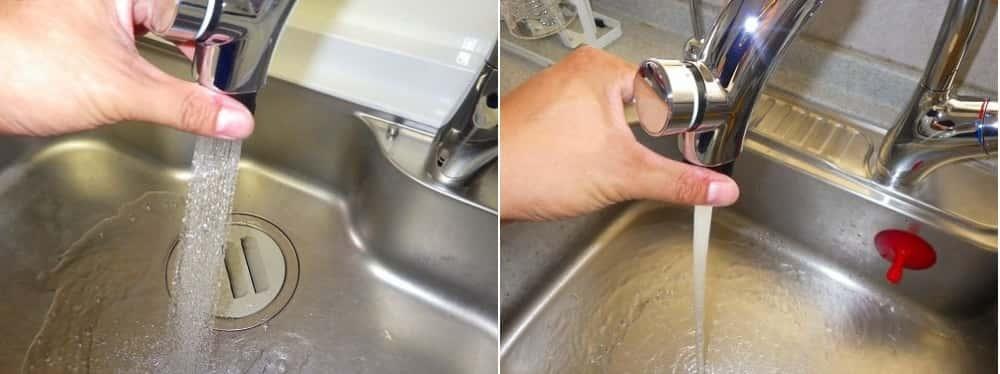 Vòi rửa bát TOTO TKN34PBTRR