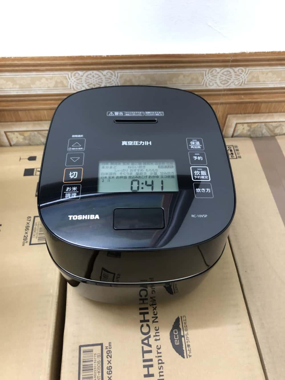 Nồi cơm điện Toshiba RC-10VSP