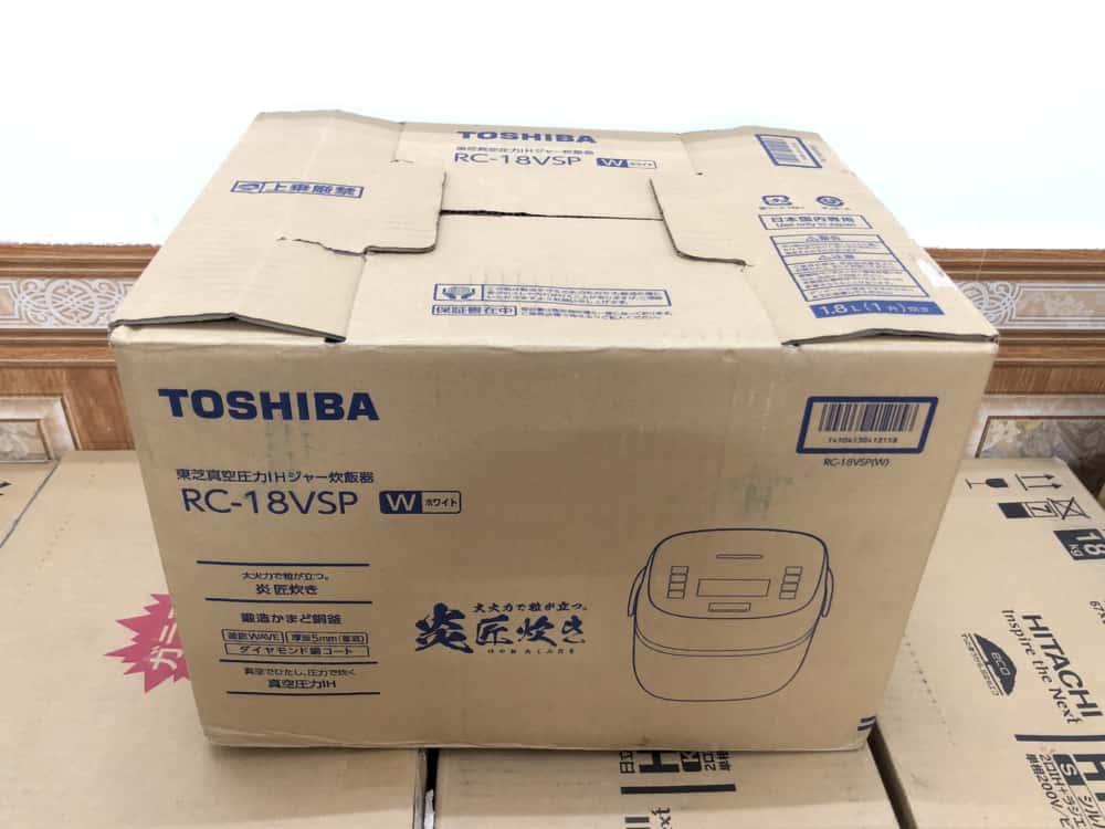 Nồi cơm điện Toshiba RC-18VSP