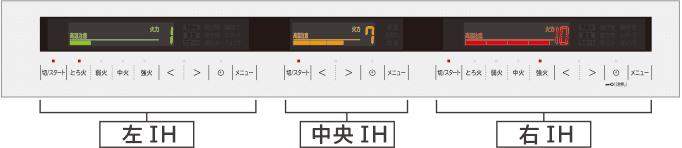 Bếp từ Hitachi HT-M8STWF