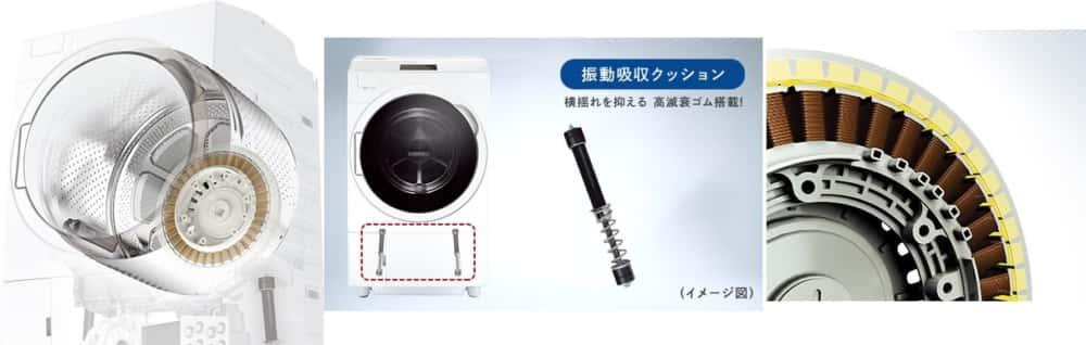 Máy giặt Toshiba TW-117V9