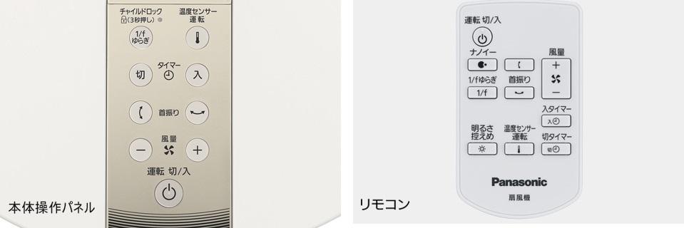 Quạt cây Panasonic F-CU339