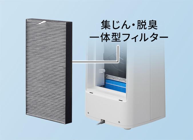 máy lọc không khí Sharp KI-JS40