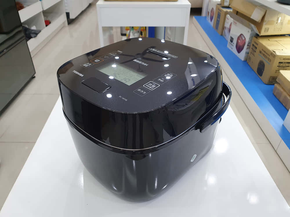 Nồi cơm điện Toshiba RC-18VSR