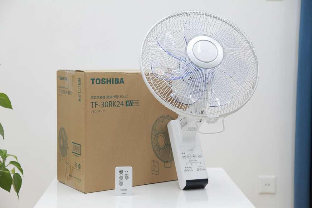 Quạt treo tường Toshiba TLF-30RK24
