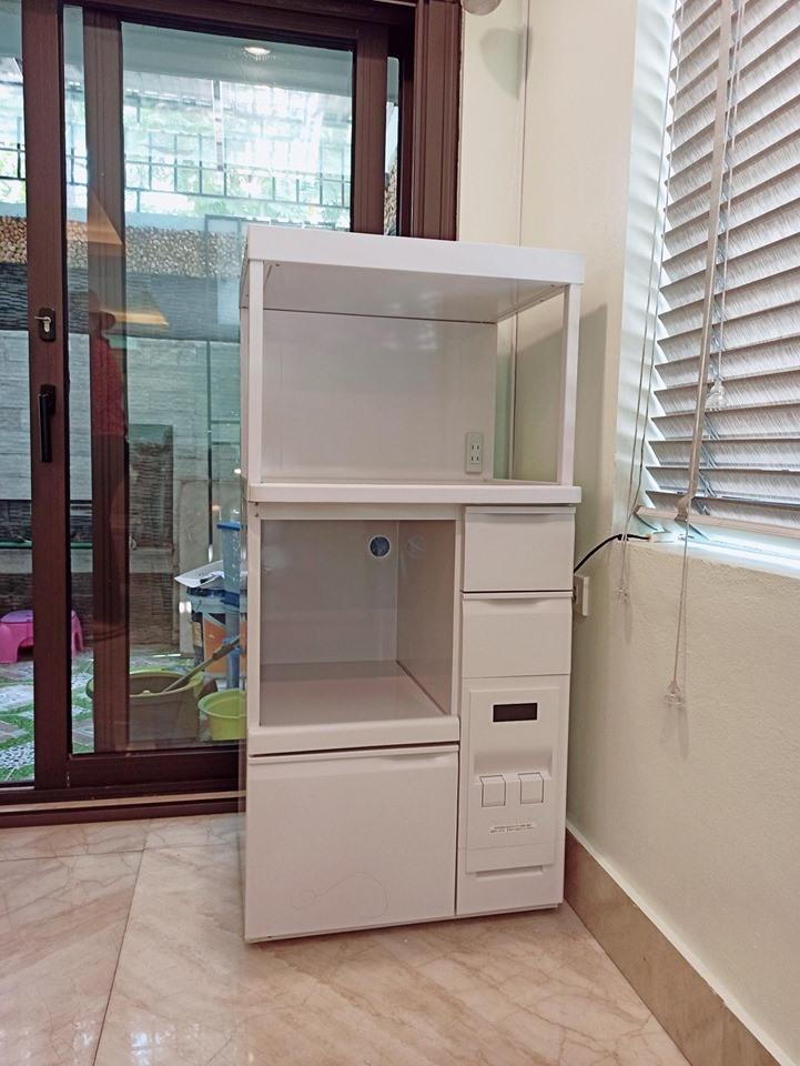 Tủ đựng gạo đa năng Fine Kitchen SK-306W