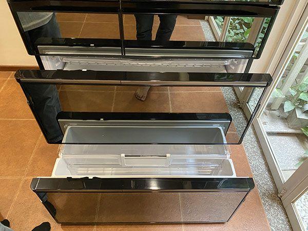Tủ lạnh Hitachi R-WXC62N (X) dung tích 615
